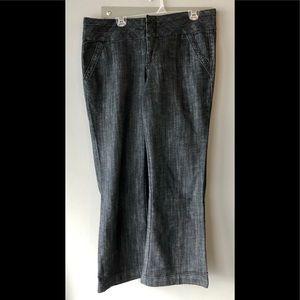 Maurice's wide leg demon trousers